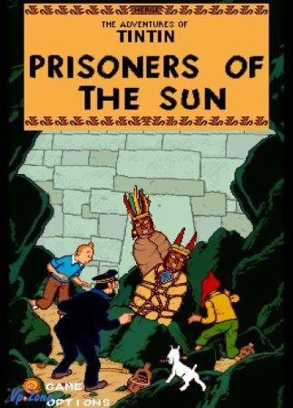 смотреть приключения тинтина 2 узники солнца онлайн